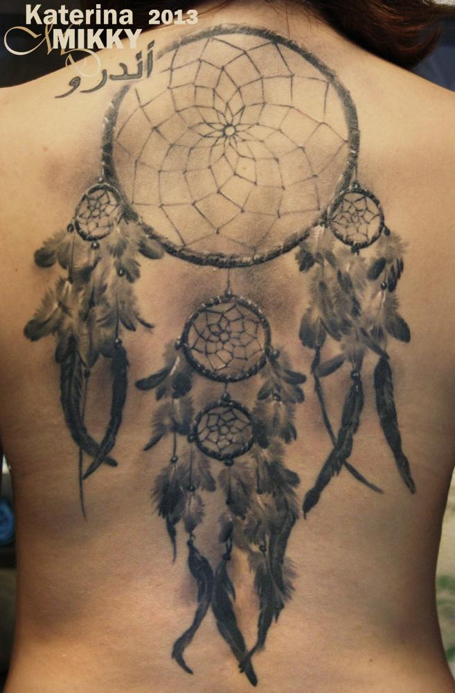 Tattoos By Katerina Mikky